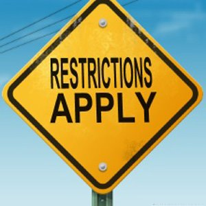 Notices and Restrictions